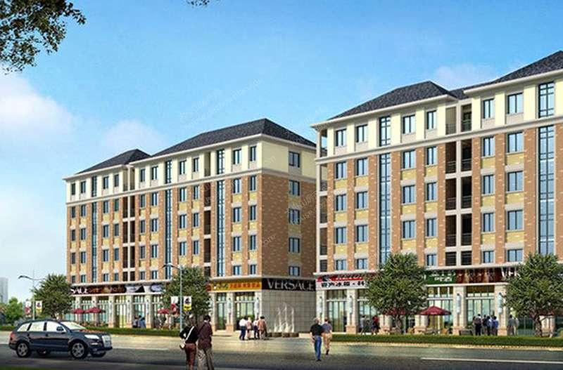 舟山市新世纪房地产开发有限公司 小区简介   怡东公寓项目位于定海